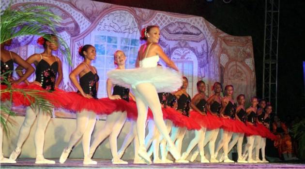l'Institut de danse Lynn Williams Rouzier brille de mille feux à l'echelle internationale