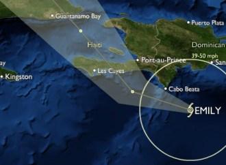 Météo: déplacement d'un système frontal vers Haïti, le gouvernement rassure