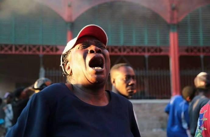 Haïti-Justice: PARASOL réclame justice pour les marchands victimes au marché en fer