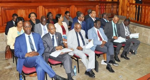 Des membres du gouvernement convoqués à la chambre des députés ce jeudi