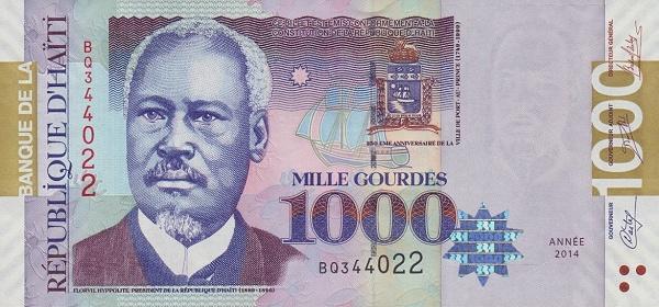 Haïti-Économie: l'État veut que les transactions se fassent en Gourde