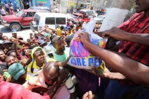 Haïti/ Social  Le programme social «Panye Solidarite » continue son bonhomme de chemin