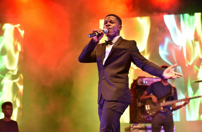 Haïti-Culture: Peguy Roberto Chavannes a représenté valablement Haïti au concours» Podium Lycéens» de la Caraïbe