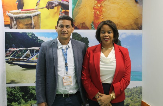 Haïti-Tourisme: participation d'Haïti à la foire ITB Berlin, Jessy Menos en tire des leçons
