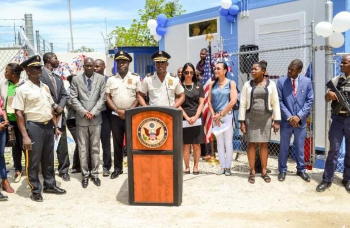 Haïti-Infrastructure: Pétion-ville dispose d'un nouveau sous-commissariat