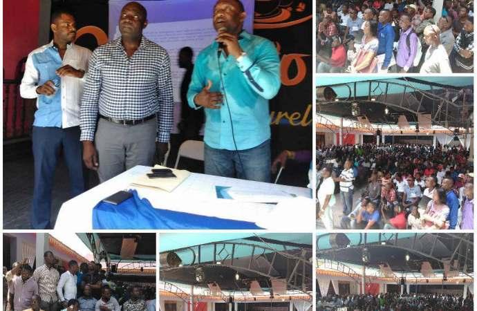 un mort au Cap-Haïtien lors d'une conférence-débat du Sénateur Yourry Latortue