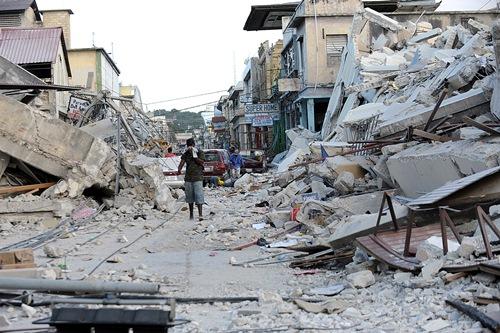 Reconstruction de Port-au-Prince: la Mairie et des compagnies chinoises en pourparlers