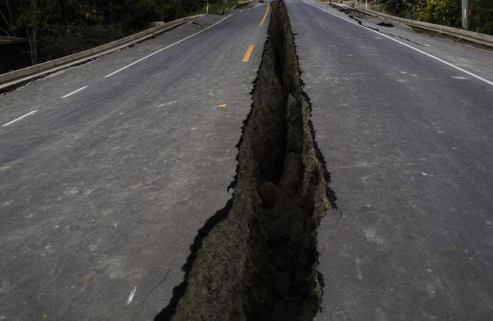 Tremblement de terre dans le bas Plateau Central : une vingtaine de blessés
