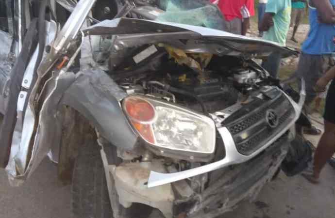 Cayes-Accident de la circulation: 3 morts dont un policier