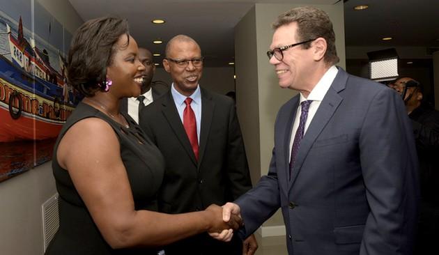 La Banque Caribéenne de developpement fait son entrée en Haiti