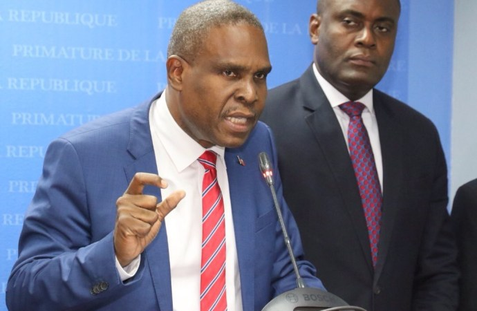 PetroCaribe: le gouvernement prend en charge la sécurité des justiciers