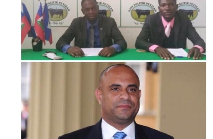 PetroCaribe : ''Au sein du pouvoir en place on complote contre Laurent Lamothe''