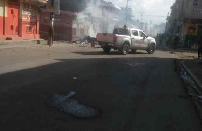 Cap-Haïtien : les activités commerciales restent paralysées