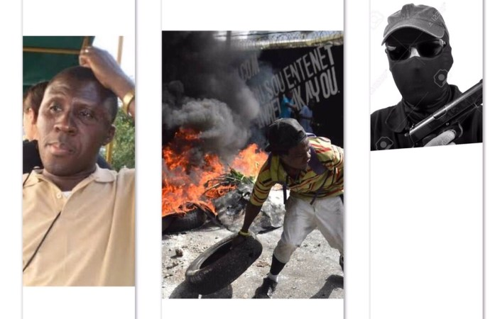 Terreur à Port-au-Prince: Où est passé Me Clamé-Ocnam Daméus ?