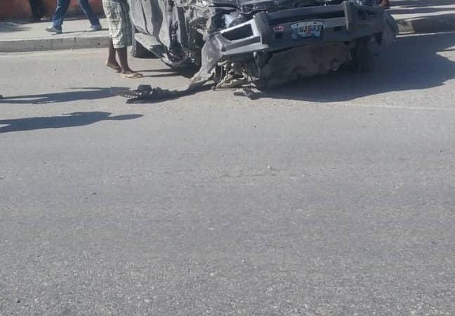 Accident de la route: un véhicule immatriculé »SE-03833» tue 8 personnes