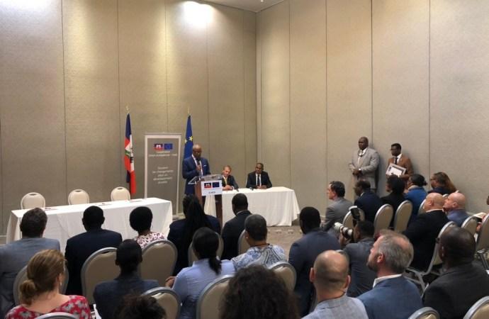 Le gouvernement et l'UE lancent Urbayiti, un programme d'urbanisation