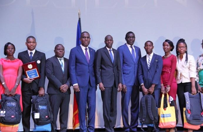 Haïti-Education: quand l'État honore les lauréats nationaux