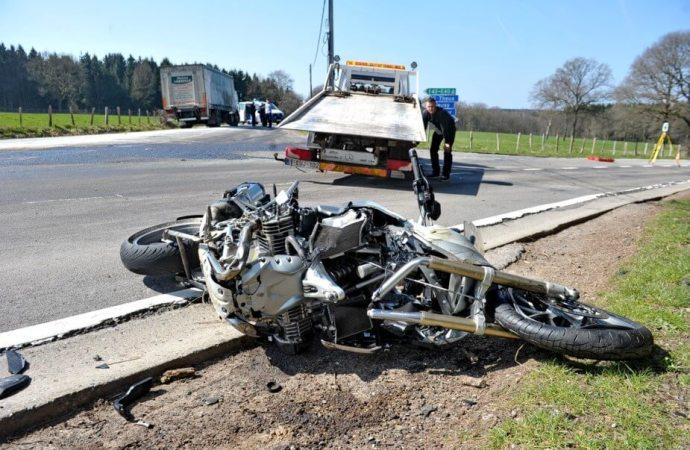 12 enfants sont mortes dans des accidents de motos pendant les fêtes de fin de d'année