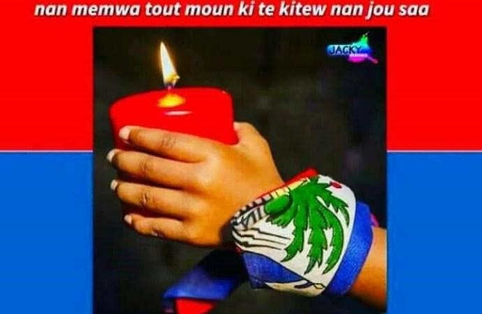 12 janvier déclaré journée de réflexion dédiée à la mémoire des victimes de 2010