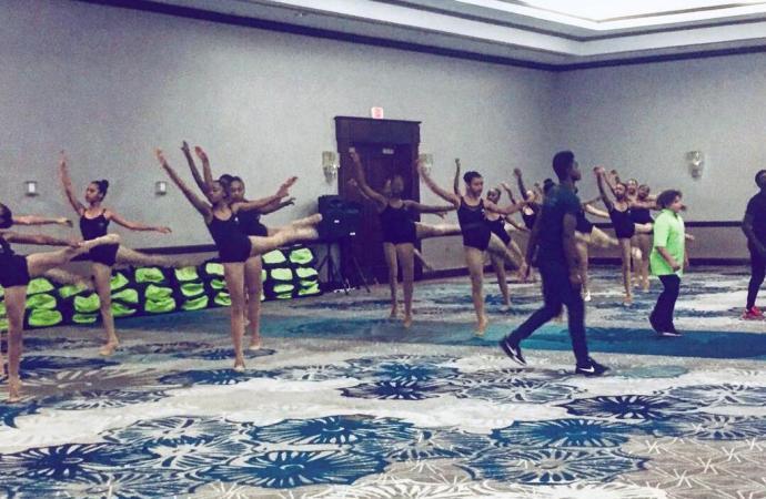 L'Institut de Danse Lynn William Rouzier se qualifie pour la final du concours Youth America Grand Prix