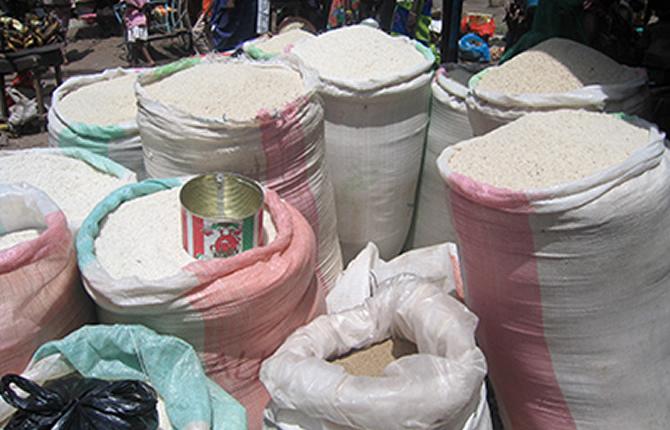 Vers la diminution du prix du riz !