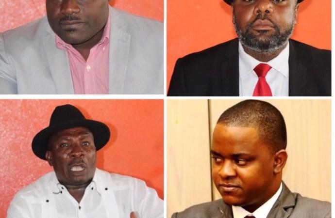 Des militants politiques réclament la tête de Pascal Adrien