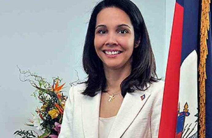 L'ambassadeur Vanessa Lamothe Matignon démissionne