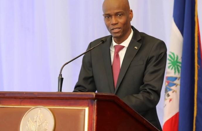 Dialogue inter-haïtien: Jovenel Moïse installe 5 membres du Comité