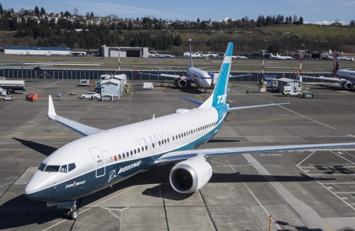 Le boeing 737-8 MAX et boeing 737-9 MAX interdits de voler dans le ciel haïtien