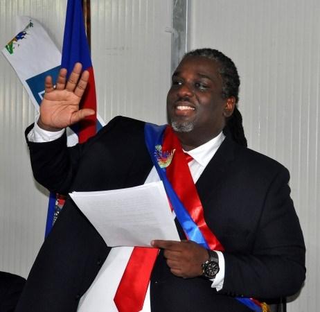 Youri  Chévry confirme qu'Arnel contrôle une partie de la 3ème circonscription