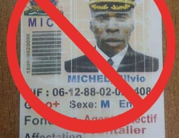 Des individus arrêtés à santo Domingo avec de faux badges du ministère de l'intérieur