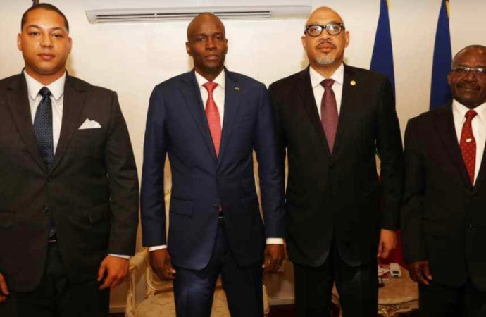 Jovenel Moïse et PATRAYIL ont discuté de la formation du prochain Gouvernement