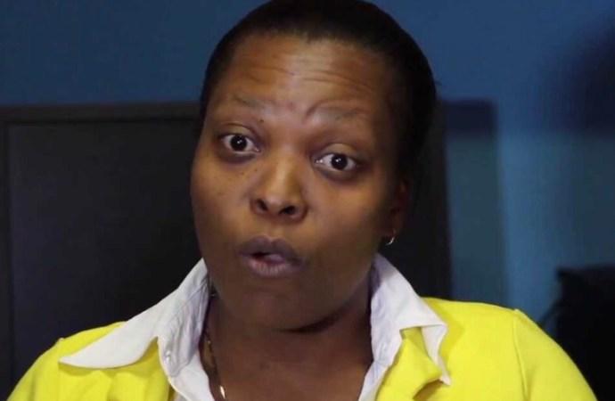 La journaliste Marie Raphaëlle Pierre en danger