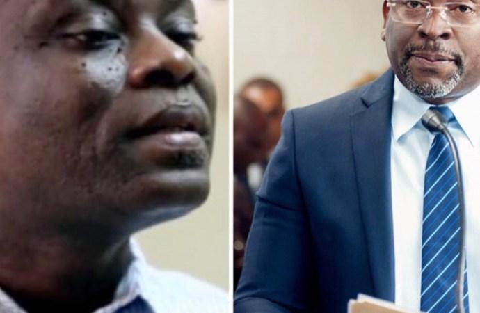 Dossier La Saline : Pierre Espérance très amer contre le ministre de l'intérieur