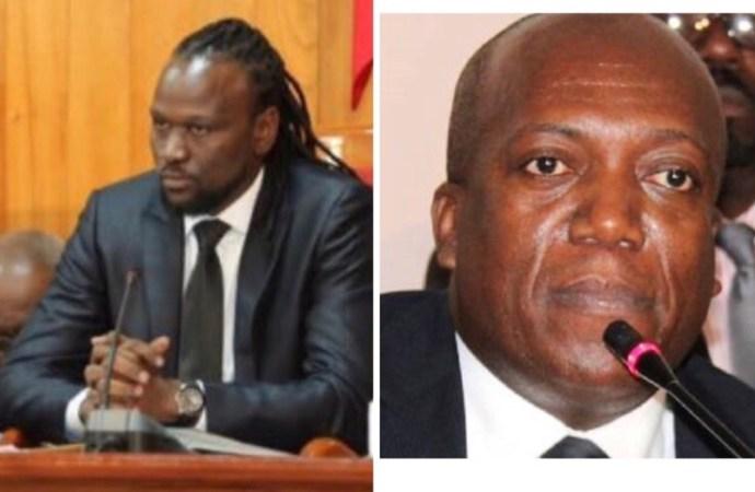 «Jean Roudy Aly n'a pas d'entrée au Parlement», prévient le sénateur Chéramy