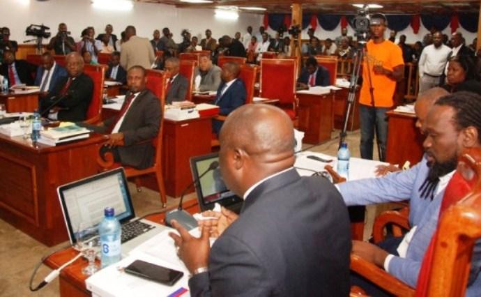 Haiti/Politique Ratification de la déclaration de politique générale du PM Lapin : la séance renvoyée