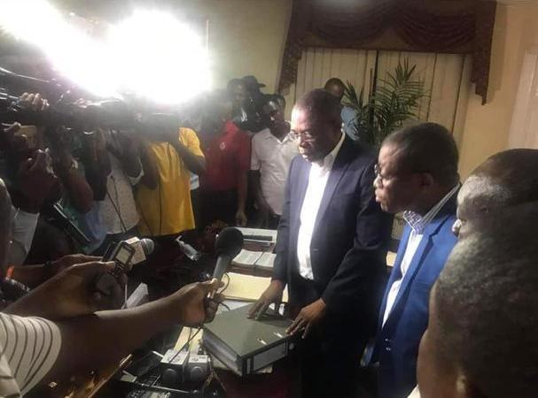 Petro Caribe: La Cour des comptes a déposé le rapport final au Sénat de la République