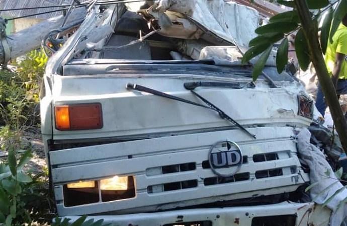2 morts et 9 blessés dans un accident de la circulation à Port-Salut
