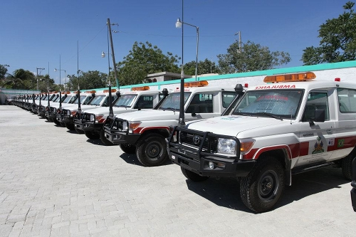 Haïti-Crise: Accusé, le Centre Ambulancier National  s'en défend