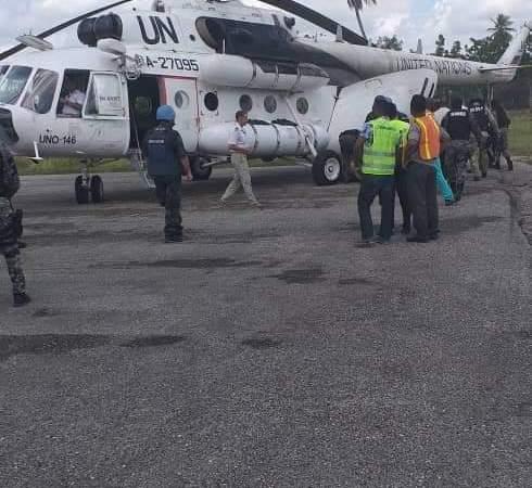 Arnel Joseph est transféré à Port-au-Prince