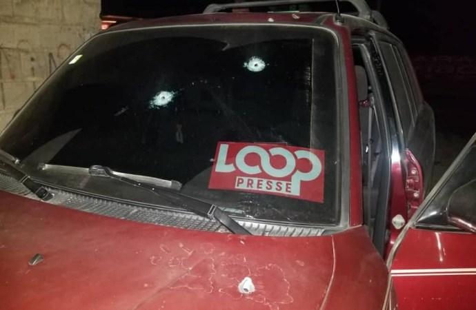 Léogane-Attaque armée: le journaliste Luckson St-Vil a frôlé la mort