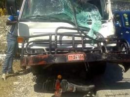 5 morts et 5 blessés, bilan d'un accident de circulation à Petit-Goave