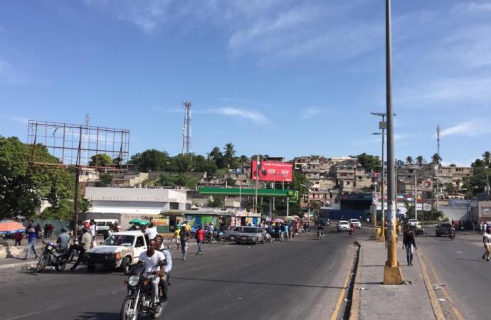 Calme apparent à Port-au-Prince ce mercredi