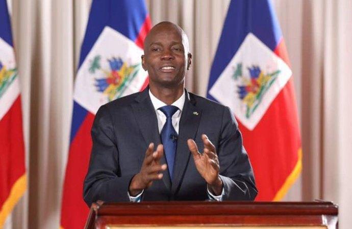 """Jovenel Moïse envoie ses prières au peuple bahaméen ravagé par """"Dorian"""""""