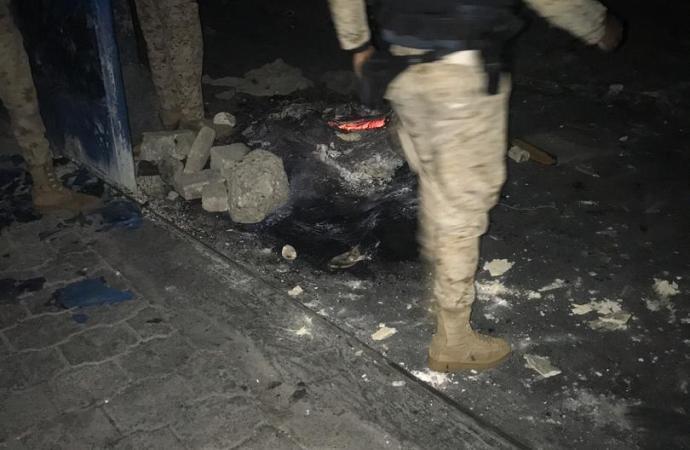 Mobilisation anti-gouvernementale: La base be l'Udmo pillée et incendiée à Cité-Soleil