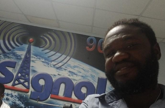 Champs-de-mars: Un journaliste de Signal FM roué de coups  par des agents de l'USGPN