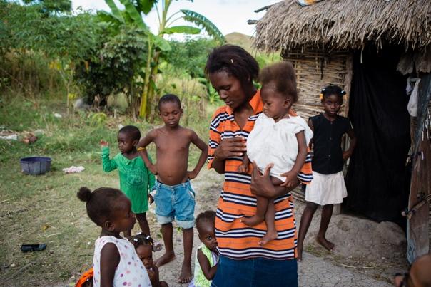Haïti-Crise: Dix-neuf mille enfants souffrant de malnutrition sont en danger