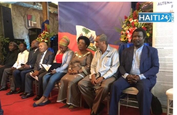Présentation des membres de la commission de facilitation de la passation du pouvoir