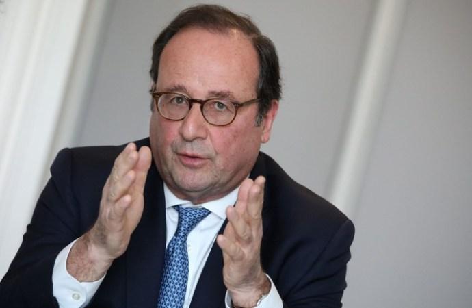 «Les dirigeants haïtiens doivent assumer leur responsabilité», conseille François Hollande