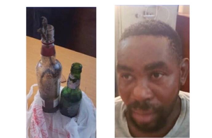 À Delmas 33 un individu arrêté avec des cocktails molotov